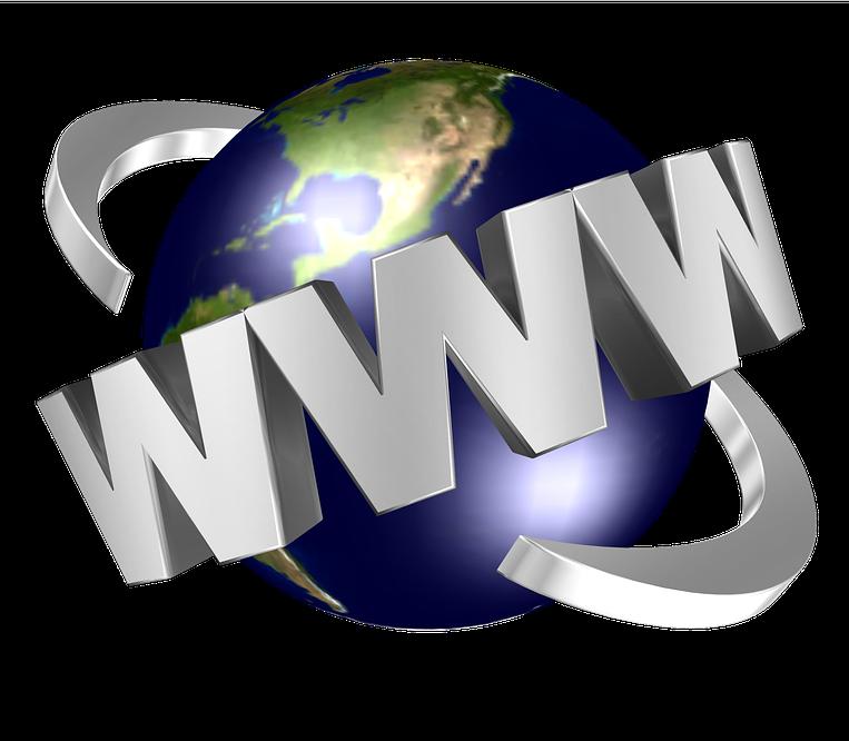 Icon of Internet