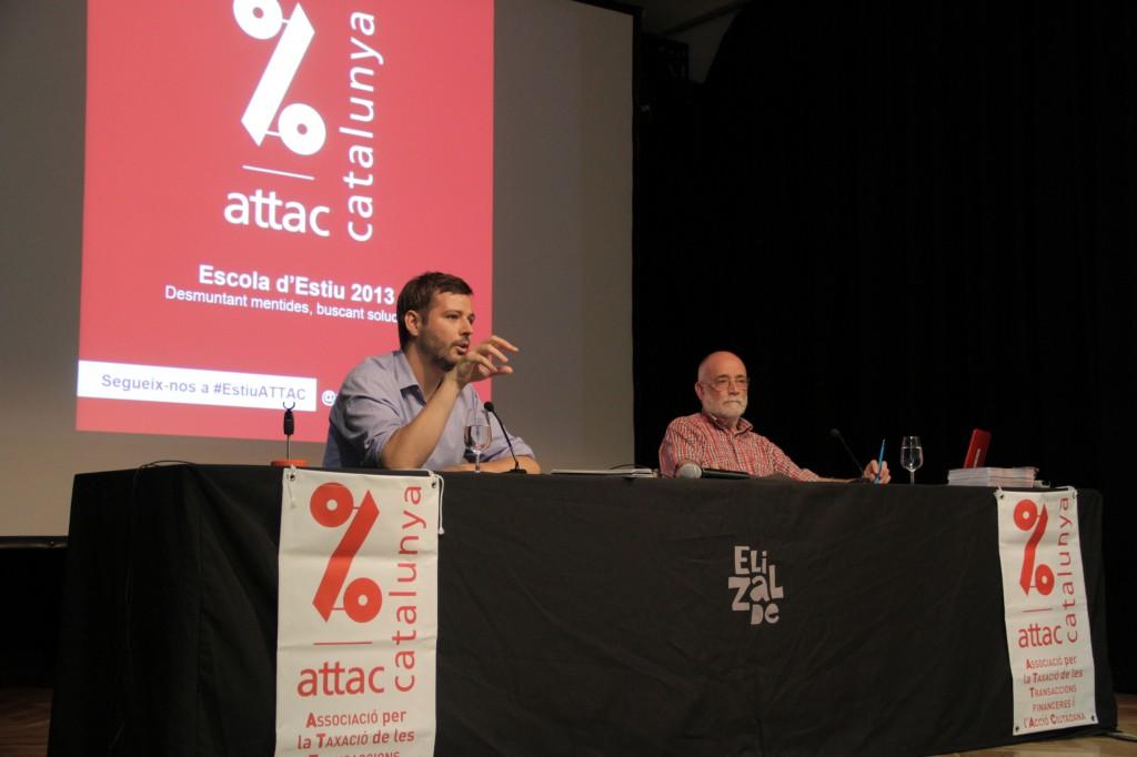 Arcadi Oliveres_ATTAC