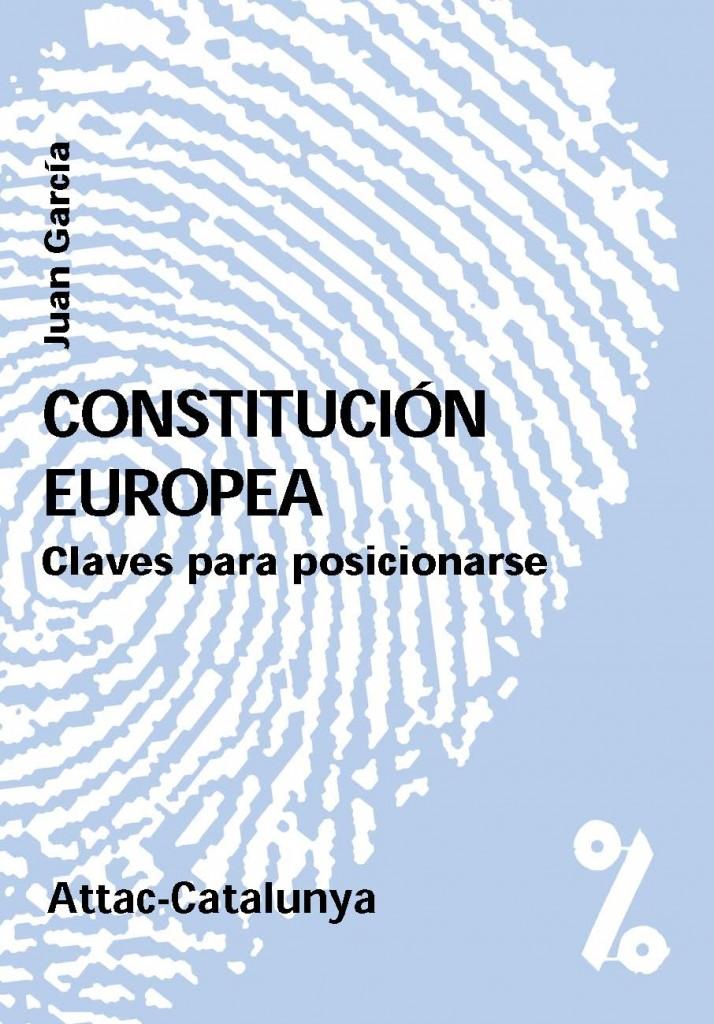 Portada Constitucion EU