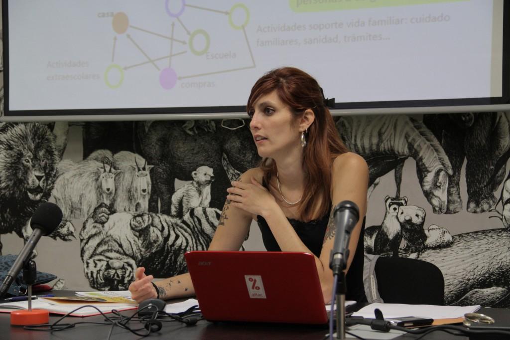 Blanca Gutiérrez Valdivia | ATTAC Catalunya