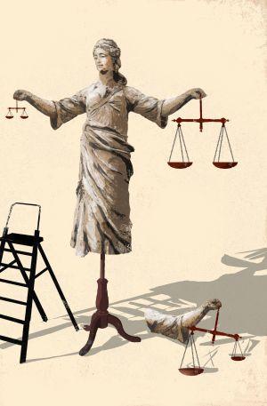 justicia campa a sus anchas