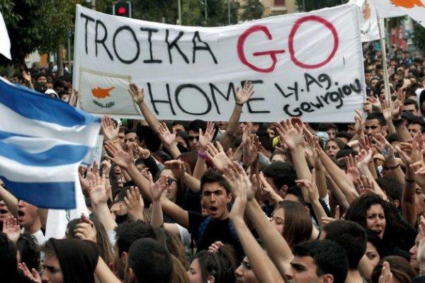 Grecia i BCE