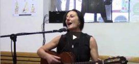 """Video del Concert de Cloenda de les Jornades """"La vida al centre de la vida"""" amb María del Alar"""