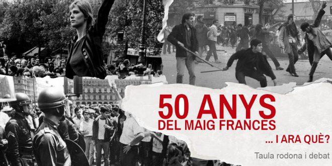50 anys del maig francès i, ara, què?