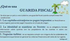 CAMPAÑA CONTRA LAS GUARIDAS  / PARAISOS FISCALES  3  ABRIL 2019