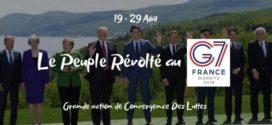 G7 en Biarritz ¡Aquí está la contra-cumbre!