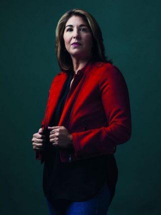 La periodista Naomi Klein, fotografiada en septiembre de 2019.